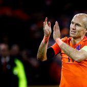 Robben beendet Teamkarriere