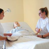 Pflegen ist oft mehr als ein Beruf