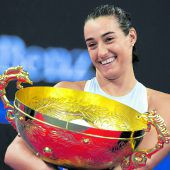 Garcia komplettiert Feld bei WTA-Finals