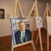 Galerie der Aufrechten ist im Stadtmuseum zu sehen