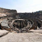 Kolosseum öffnet Ränge für den Pöbel
