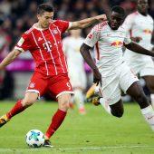 Bayern ohne Lewandowskinach Glasgow