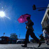 Hitzewelle in Südkalifornien