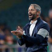 RB Salzburg stößt Tür zum Aufstieg weit auf