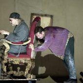 Gastspiel des Wiener Burgtheaters in Schaan