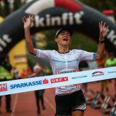 Die Königin des Marathons