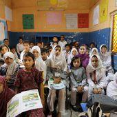 Keine Schule für 264 Mill. Kinder