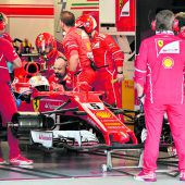 Ferrari fehlt die Titel-Reife