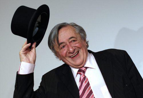 Seinen 85. Geburtstag will Richard Lugner unbeeindruckt feiern. Er hat 100 Gäste ins Barockpalais Liechtenstein in Wien eingeladen. apa
