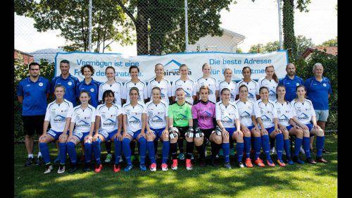 Seit dieser Saison spielt die Kampfmannschaft des FFC Vorderland in der österreichischen Bundesliga. Verein