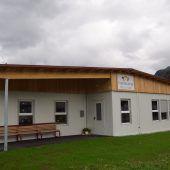 Götzner Kindergarten in Rekordzeit errichtet