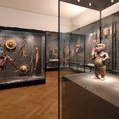 Weltmuseum als Schauplatz des Staunens über fremde Kulturen