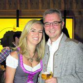 Eine bierige Party