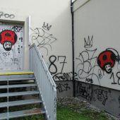 Suche nach Graffitikünstlern