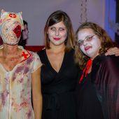Halloweenstimmung bei Russmedia