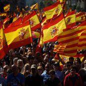 Druck auf Separatisten steigt