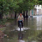 Hurrikan Nate verschont Metropole New Orleans