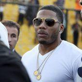 Rapper Nelly weist Vorwürfe zurück