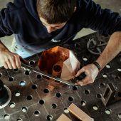 Kreativschmiede zeigt Facetten der Metallarbeit