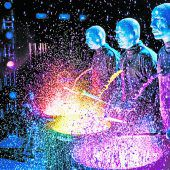 Blue Man Group mitKultshow in Bregenz