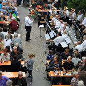 Dornbirn eröffnet das Oktoberdorf