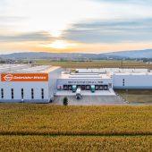 Gebrüder Weiss schafft in Pöchlarn Platz für Logistik und Warenumschlag