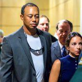 Tiger Woods bekennt sich vor Gericht schuldig
