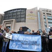 Prozess gegen elf Menschenrechtler