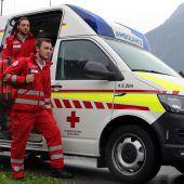 Zivildienst beim Roten Kreuz im Jahr 2018