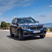 Autonews der WocheNeuer BMW X3 kommt in den Handel / Aston Martin öffnet beim DB11 das Dach / Planmäßiges Produktionsende eines Extremautos