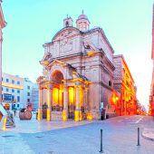 Die vielen Kirchen von Valletta