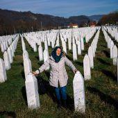 Die Massaker in der UN-Schutzzone Srebrenica