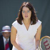 Historisches Tennismatch