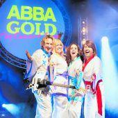 Eine goldene Show mit den Hits von ABBA