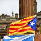Schotten blicken nach Katalonien