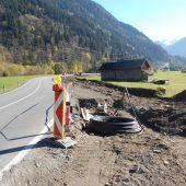 Neue Fußwegverbindung für Tschaggunser Ortsteil