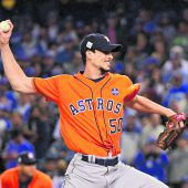 Houston gewann erstmals World Series