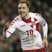 Dänen holen letztes Europa-WM-Ticket