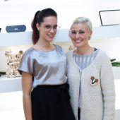 Designerinnen zeigten neueste Brillenkollektion