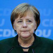 Merkel rügt Agrarminister wegen Glyphosat-Zustimmung