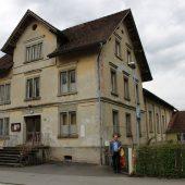 Vereinshaus wird modernisiert