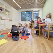 Mehr Platz im Levner Kindergarten