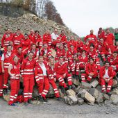 Rotes Kreuz sorgt für Sicherheit im Wald