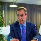 Farage rechnet mit Brüssel ab