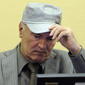 UN-Gericht verkündet Urteil gegen Mladic