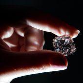 Legendärer Diamant wechselt den Besitzer