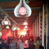 Neue Eventlocation in Bludenz eröffnet
