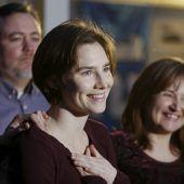 Amanda Knox gedachte nach zehn Jahren Meredith Kerchers