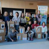 Projekte für Kinder auf der Designforum-Bühne