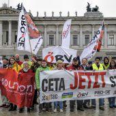 Wallner spricht sich für das Freihandelsabkommen Ceta aus